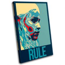 Fantasy TV Show Rule Abstract - 13-6095(00B)-SG32-PO